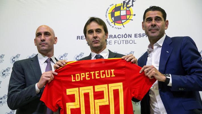 Fernando Hierro, ex capitán y emblema del Real Madrid, dirigirá a España en el Mundial tras escandaloso despido de Lopetegui
