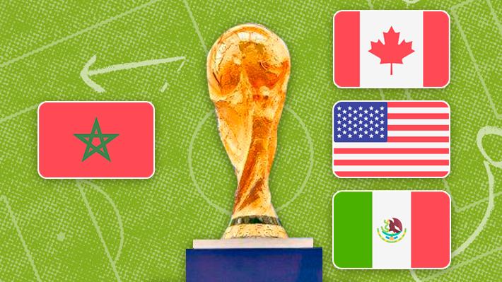 Chile apoyó a Norteamérica: Cómo votó cada uno de los países para elegir la sede del Mundial 2026