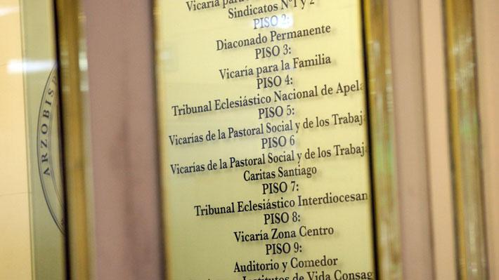 Denuncias de abusos: OS-9 incauta documentación en diócesis de Rancagua y en Tribunal Eclesiástico