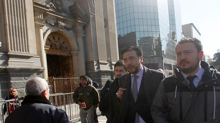 """Fiscal Arias por incautación de documentos en Tribunal Eclesiástico: """"Todos estamos sometidos a la justicia ordinaria"""""""