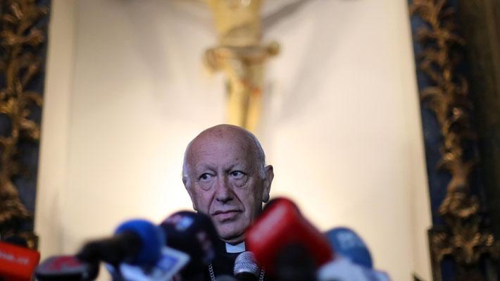 """Ezzati por allanamiento en Tribunal Eclesiástico: """"El Arzobispado de Santiago entregó toda la documentación solicitada"""""""