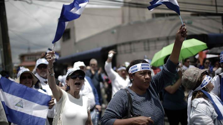 Nicaragua enfrentará paro nacional convocado por la alianza opositora este jueves