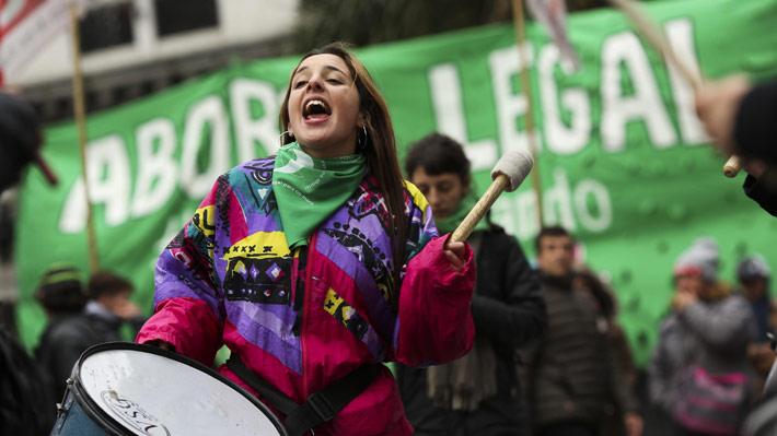 Cámara de Diputados argentina aprueba proyecto que busca la legalización del aborto libre
