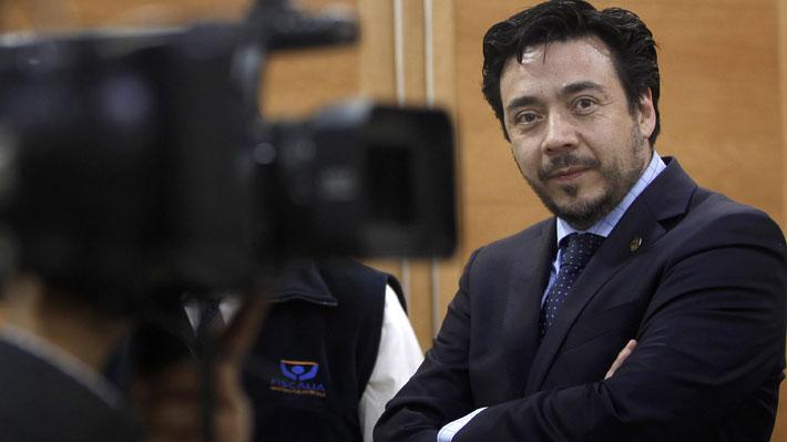 "Fiscal Arias pide a Iglesia ""darle confianza"" a sus fieles para que se acerquen a la justicia civil"