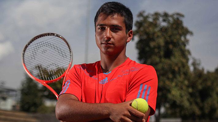 Guillermo Núñez imparable: Avanzó a cuartos de final del Roland Garros juniors