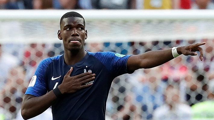 Revisa el gol lleno de incertidumbre de Pogba con que Francia derrota a Australia