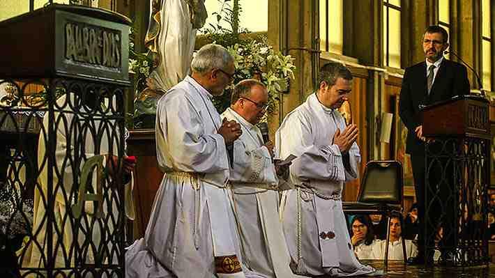 Monseñor Concha hizo un mea culpa por la situación de la Iglesia Católica. ¿Qué opinas?