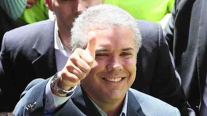Iván Duque se impone con amplia mayoría en la segunda vuelta de Colombia. ¿Cómo lo ves?