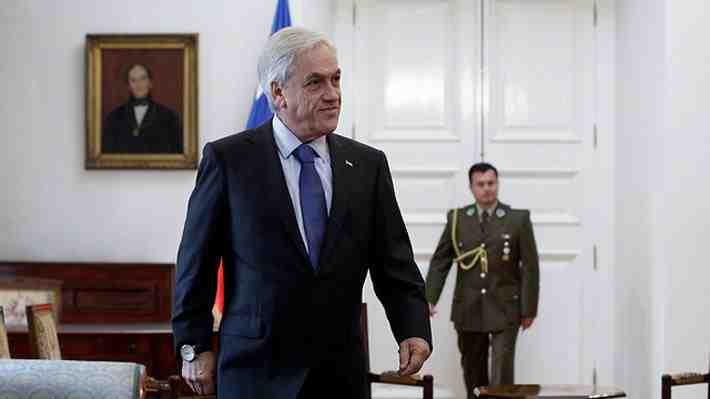 """Piñera: """"Aunque saturemos los tribunales, no habrá tregua con la delincuencia"""". ¿Qué piensas?"""