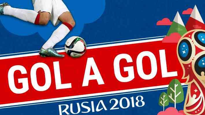 Gol a gol del Mundial: Ya ganó Portugal y ahora juega Uruguay y luego España