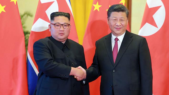 Xi Jinping asegura que China quiere jugar un