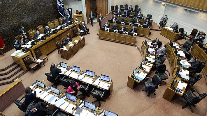 Senado alerta sobre actual ritmo de la actividad legislativa y admite ser responsable junto con el Gobierno