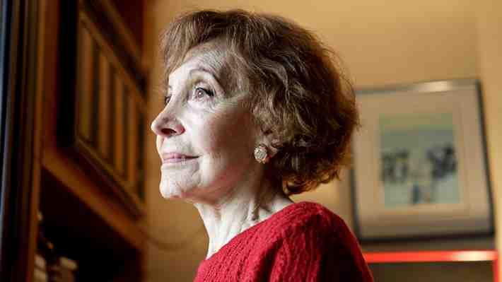 Fallece la actriz Nelly Meruane a los 90 años