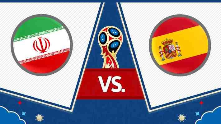 Revive el duro triunfo de España sobre Irán en el Mundial