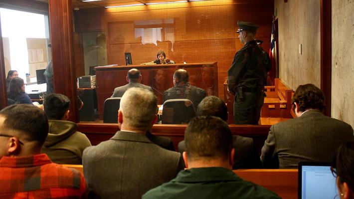 Decretan prisión preventiva para gendarme por presunta responsabilidad en agresiones a reclusos de Santiago 1