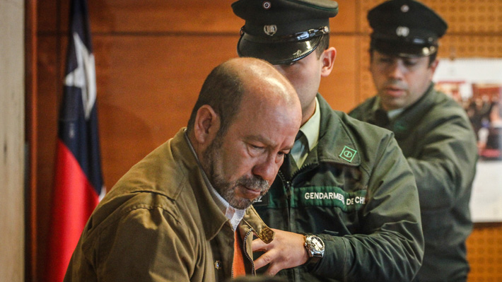 Carabineros confirma agresión de Rolando Jiménez a funcionario policial, pero no descartan insultos homofóbicos