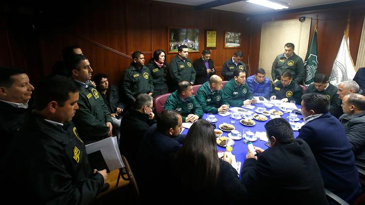 Gendarmería pide reunión con el Ministerio de Justicia o iniciará paro a partir del martes