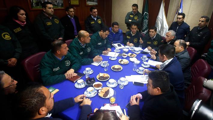 Los cinco gremios de Gendarmería que están detrás de la amenaza de un paro indefinido