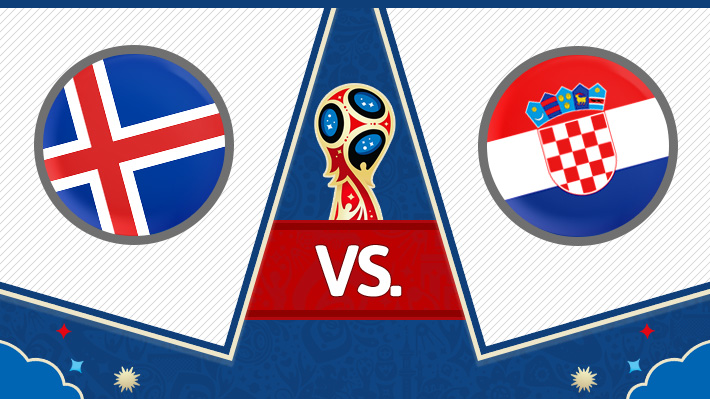 ¡En vivo!: Croacia vence a Islandia, se asegura el primer lugar del grupo y enfrentará a Dinamarca