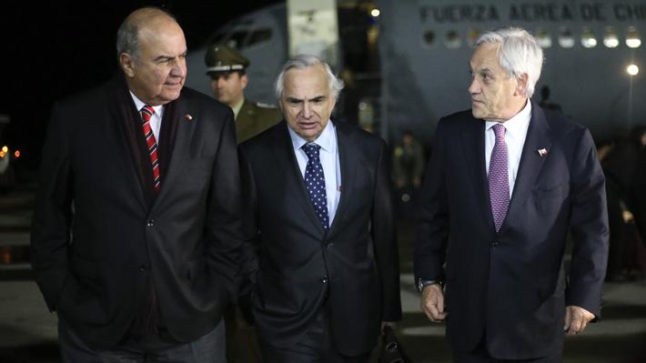Piñera participará en Enela y presentará fuerza especial de Carabineros en visita a La Araucanía