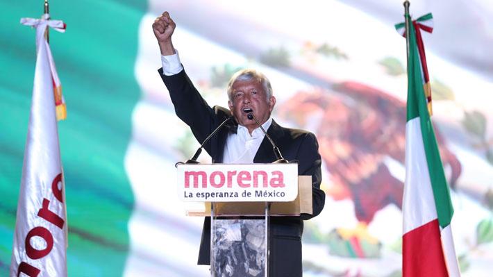 Incertidumbre en México: Empresarios acusan que candidato que lidera las encuestas no precisa su plan económico