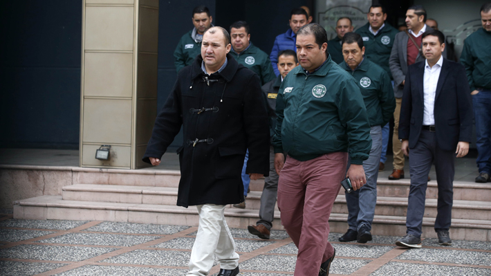 Gendarme Palma relata paso a paso cómo vivió la agresión a dos presos en Santiago Uno