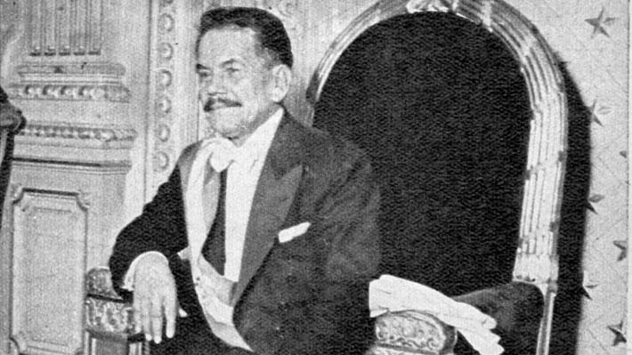 El retorno de Pedro Aguirre Cerda: Inauguran monumento del Presidente que creó Corfo y expandió la educación