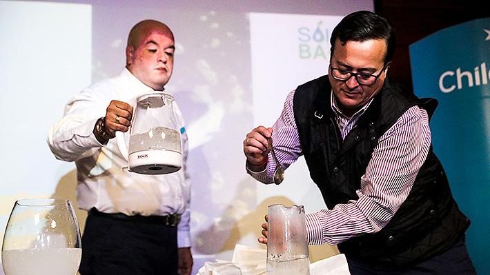 Resultado de imagen para Bolsas plásticas que se disuelven en el agua, dos chilenos son los creadores