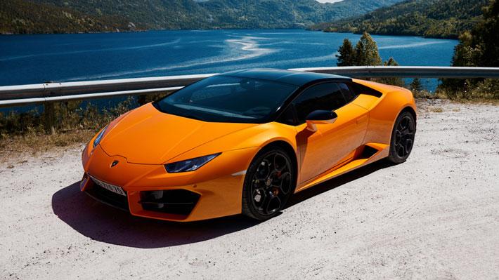 La historia de un joven que arrendó un Lamborghini y sumó 34 millones de pesos en multas por velocidad