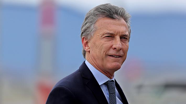 Macri destaca debate por ley de aborto en Argentina: