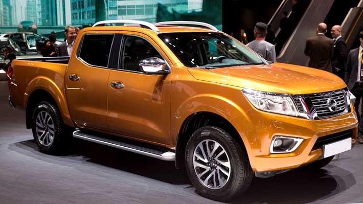 Emiten alerta de seguridad para más de 10 mil camionetas Nissan vendidas en Chile