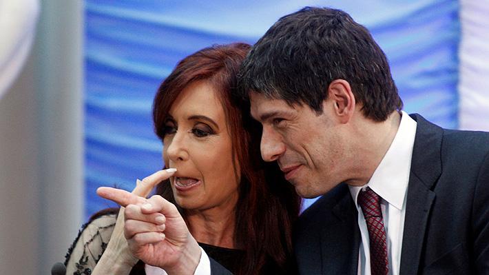 Ex jefe de gabinete de Cristina Fernández admite que recibió dinero para campañas políticas