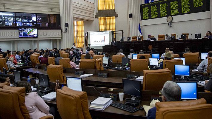 Parlamento nicaragüense cierra filas con Ortega y rechaza Grupo Trabajo OEA