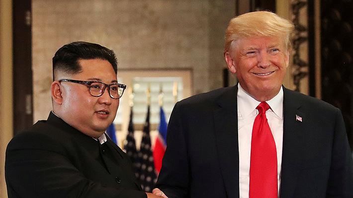 Casa Blanca afirma que Kim envió una nueva carta pidiendo una segunda cita con Trump