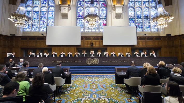 La Haya: CIJ fija para el 1 de octubre la lectura del fallo sobre demanda marítima de Bolivia