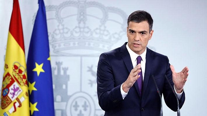 España: Pedro Sánchez afirma que acusaciones de plagio en su tesis doctoral