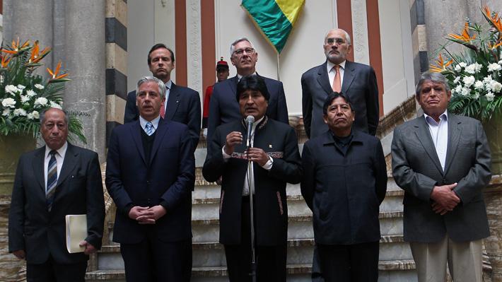 Ex Presidente boliviano critica optimismo de Evo Morales por fallo de la CIJ: