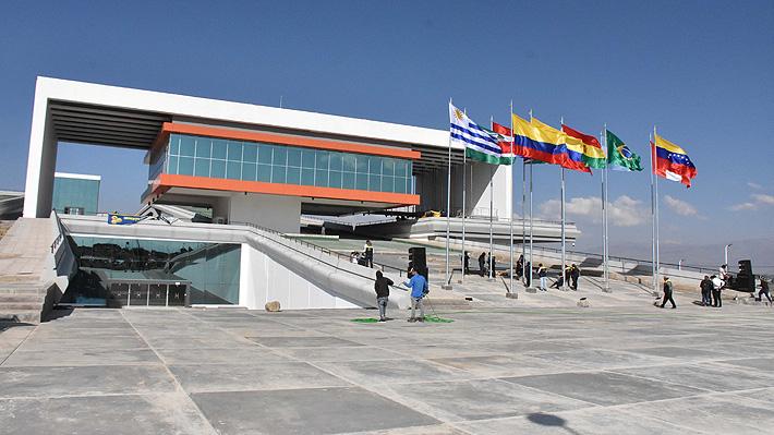 Nueva sede del Parlamento de Unasur divide a Bolivia: costó 71 millones de dólares