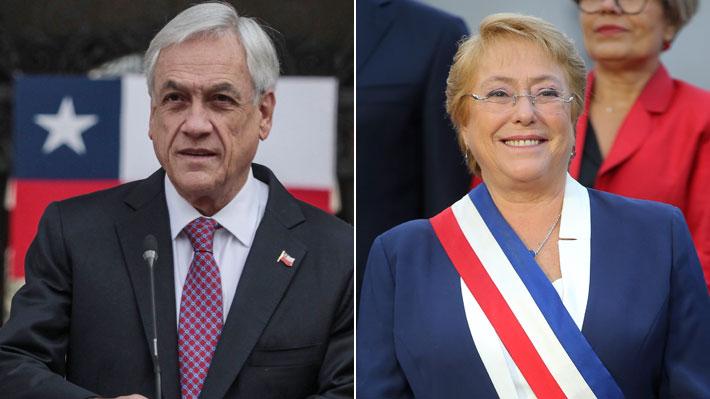 Gobierno de Piñera ha desvinculado a menos de la mitad de altos cargos públicos que el de Bachelet en el mismo periodo