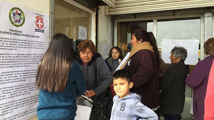 Sólo un día después de levantar la Alerta Amarilla, al menos diez personas presentaron síntomas de intoxicación en Quintero