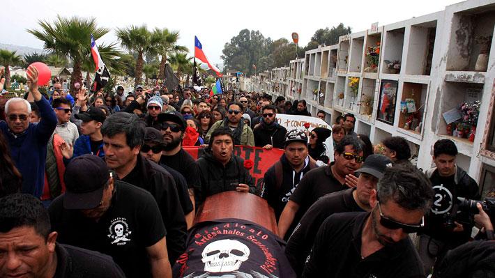 Familiares de dirigente de Quintero insisten en que su muerte no fue un suicidio y anuncian acciones legales