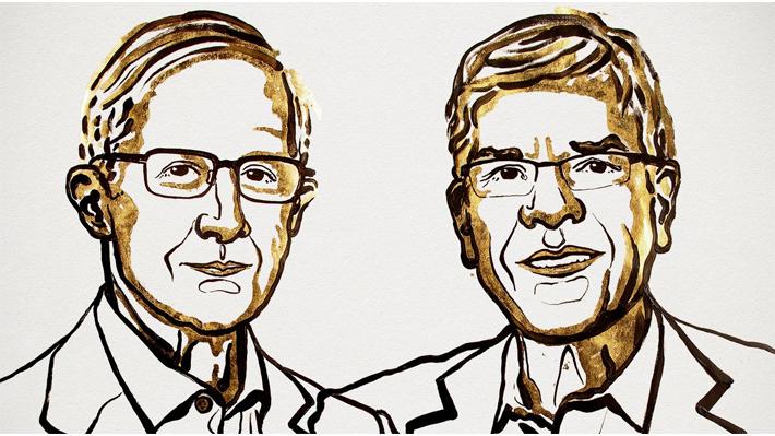 Los estadounidenses William Nordhaus y Paul Romer ganan el Premio Nobel de Economía