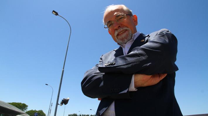 El astrónomo nacional José Maza busca dictar la charla científica más masiva de Chile en la Medialuna de Rancagua