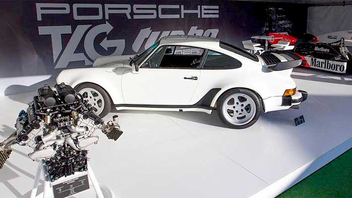 ¡Es una locura! Preparan un Porsche 911 con motor McLaren de la Fórmula Uno