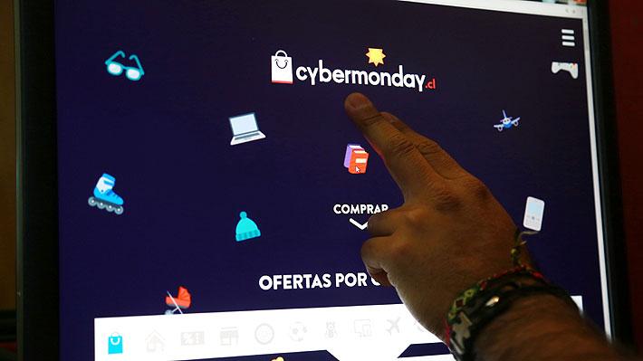 CyberMonday recauda US$233 millones