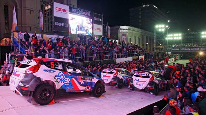 Ejecutivo del RallyMobil:
