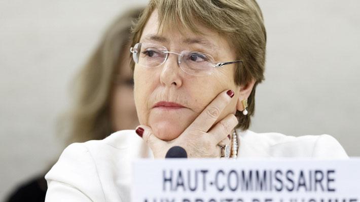Lilian Tintori pide a Bachelet visitar Venezuela para constatar estado de presos políticos
