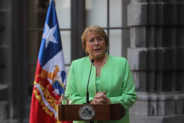 Presidenta envía hoy al Congreso proyectos de ley de agenda de probidad y transparencia