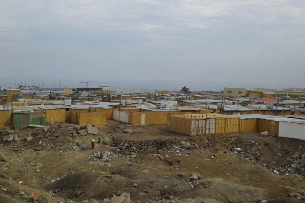 Crearán barrio de emergencia en Antofagasta para reducir explosiva alza de campamentos en la ciudad