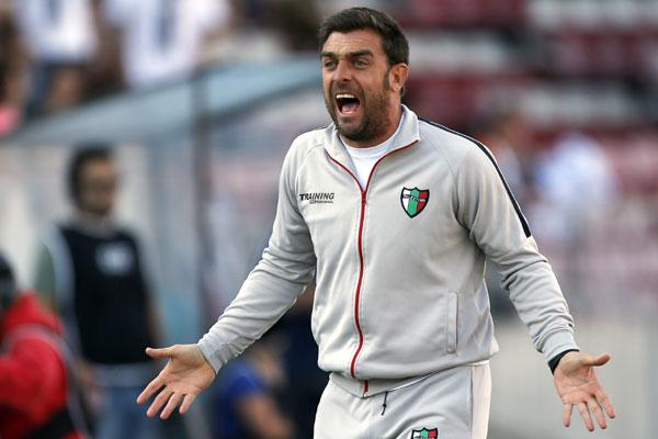 Pablo Guede y el mal momento de San Lorenzo: